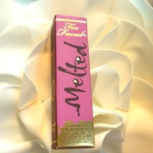 Brand new Too Faced melted lipstick